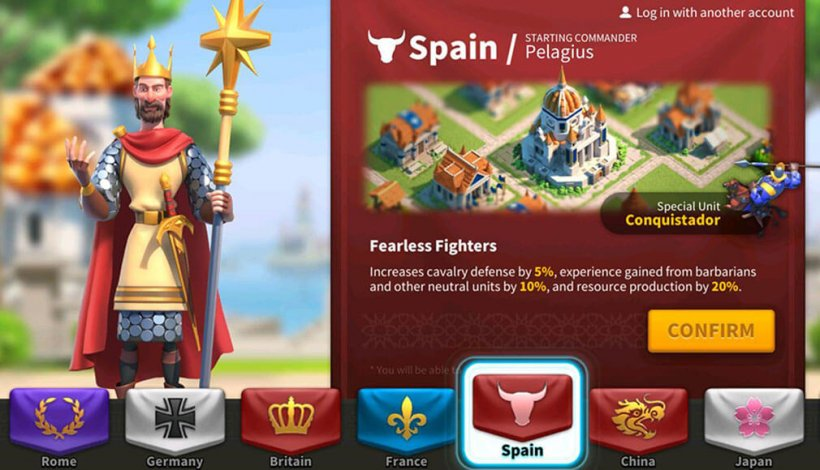 rise of kingdoms best civilization