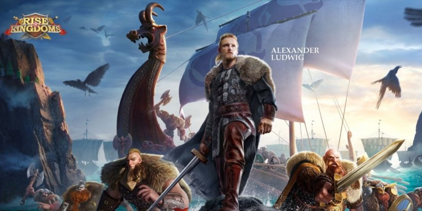 Rise of Kingdoms' latest update sees Vikings added to the popular strategy game