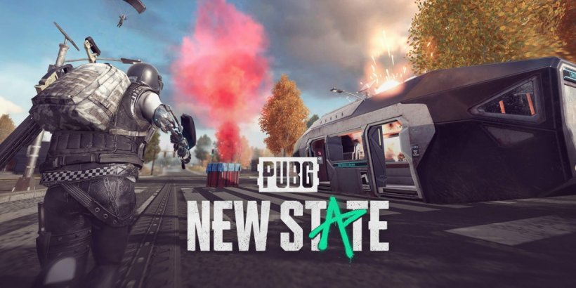 PUBG: New State is an upcoming battle royale from KRAFTON Inc that's heading for iOS and Android this year