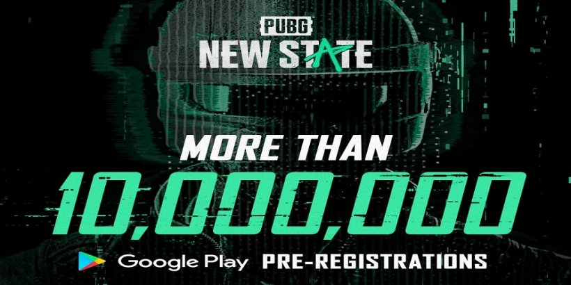 PUBG: New State surpasses 10 million sign-ups globally for Android