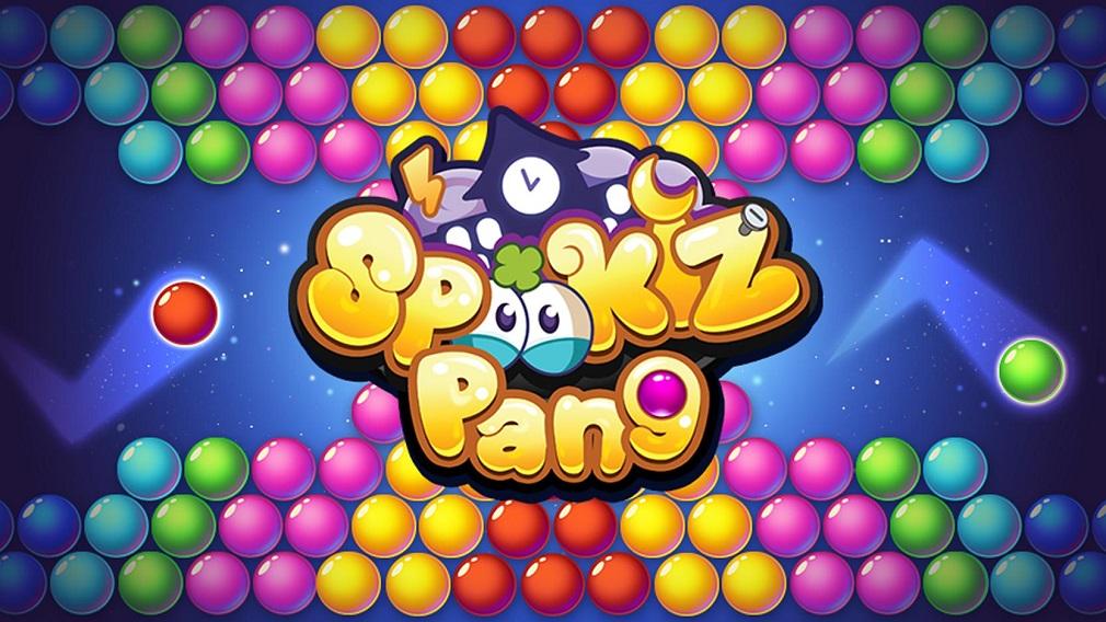 Spookiz Pang — классический пузырь-шутер по мотивам популярного сериала