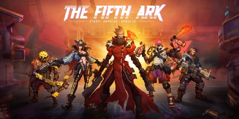 The Fifth ARK has brought out a short teaser ahead of its release for iOS and Android this summer
