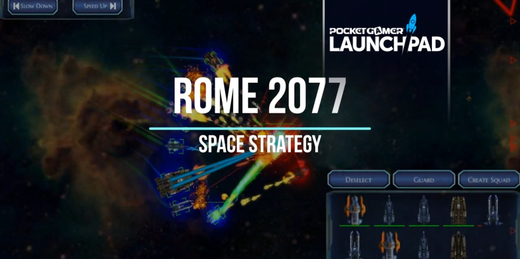 Rome 2077: Space Strategy