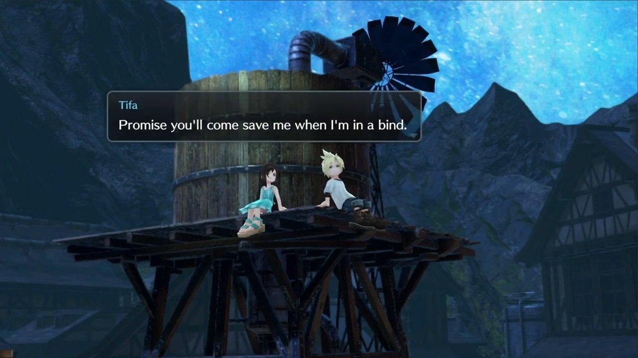 Final Fantasy VII: Ever Crisis release