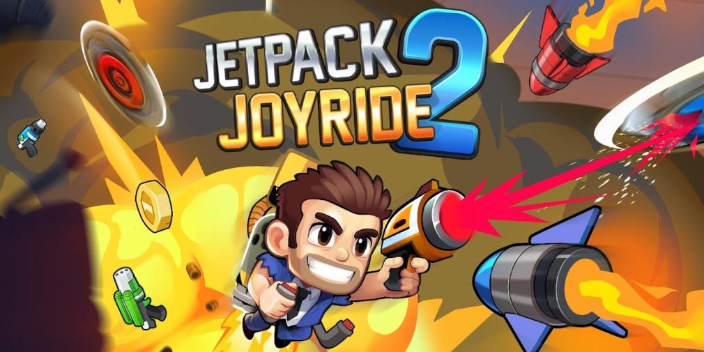 Jetpack Joyride 2, продолжение популярной игры Endless Runner, теперь доступно для iOS и Android в некоторых регионах.