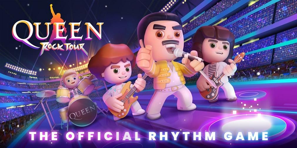 Réveillez la rockstar qui sommeille en vous avec Queen : Rock Tour, disponible sur mobiles