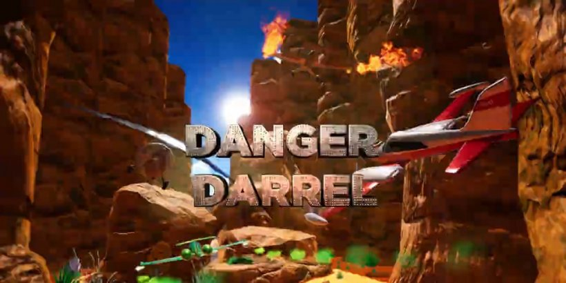 Danger Darrel's multiplayer update launches into beta