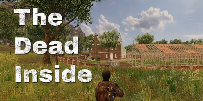 The Dead Inside is a singleplayer zombie battle royale out now on mobile
