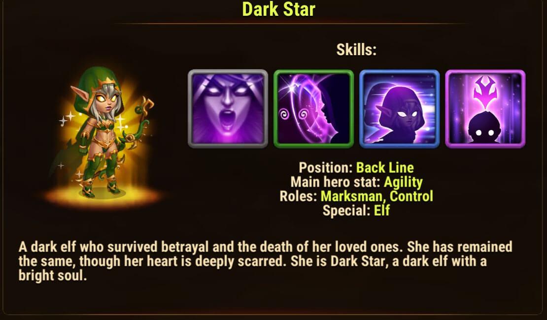 Dark Star Hero Wars