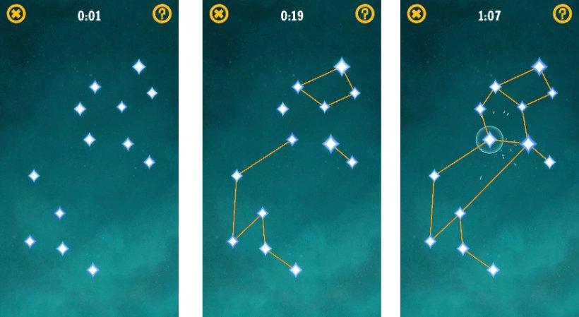 StarGazing gameplay