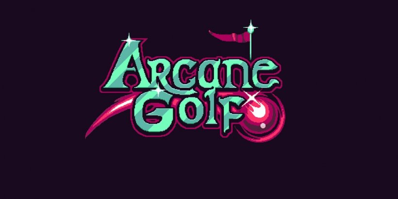 Arcane Golf is a miniature golf game set in a fantasy world, out now on iOS and Android