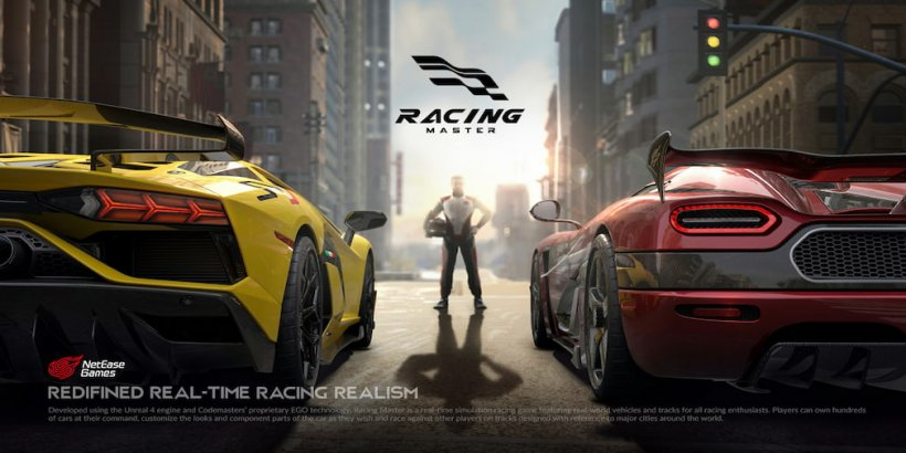 Racing Master is an upcoming racer from NetEase and Codemasters that's heading for iOS and Android