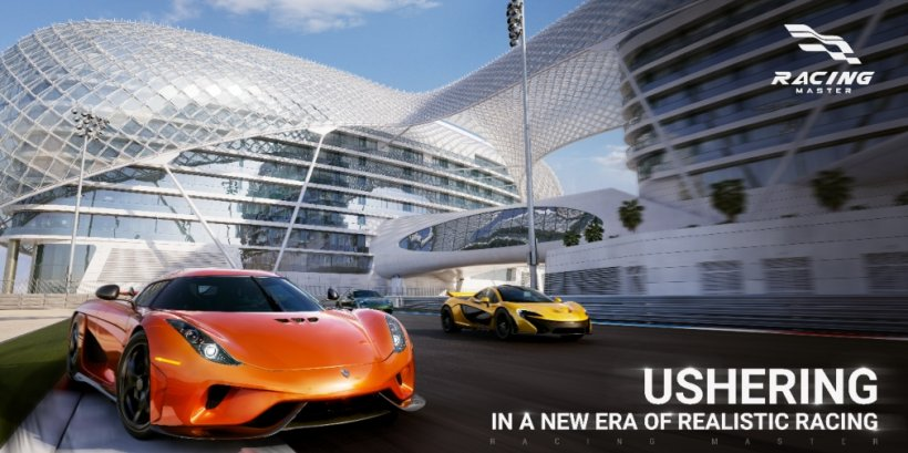 Racing Master's second beta test is underway and introduces new cars and game modes