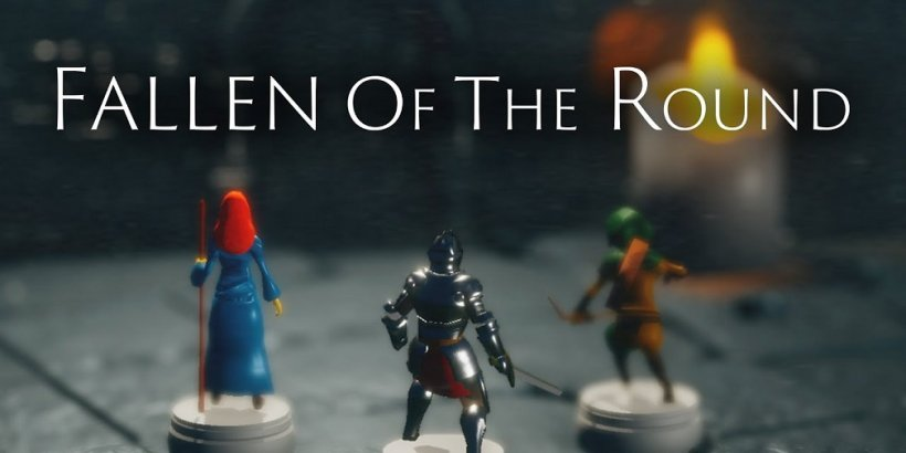 Miniature roguelike Fallen of the Round is out now on iOS