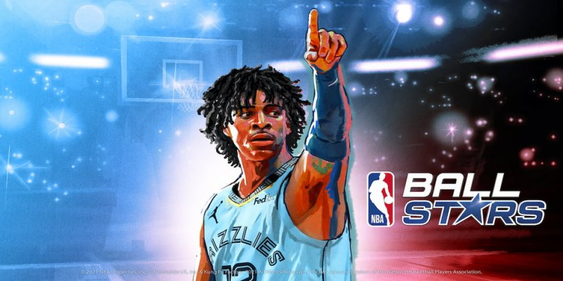 NBA Ball Stars is an upcoming puzzle-based basketball game starring NBA Star Ja Morant for iOS and Android