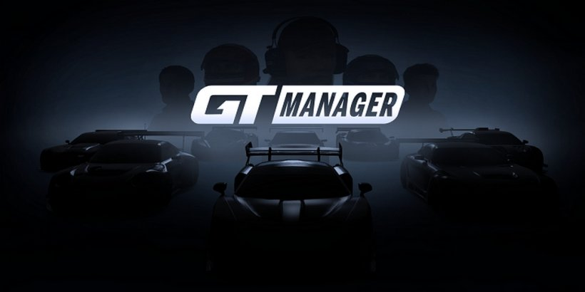 GT Manager is a motorsport management game out now for iOS and Android