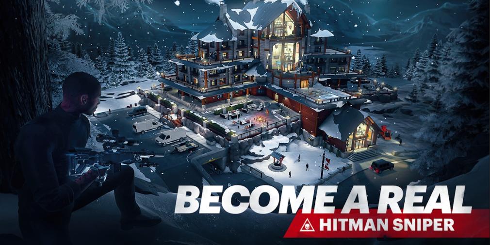 Hitman Sniper: The Shadows  icon