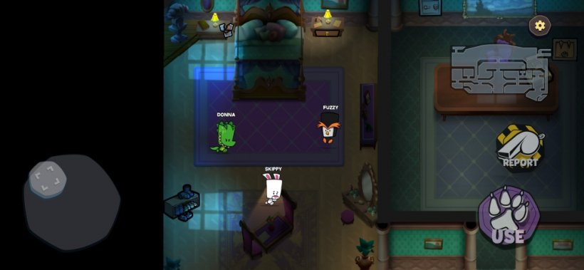 Suspect Mystery Mansion, a mystery action title that's now globally available for Android and iOS