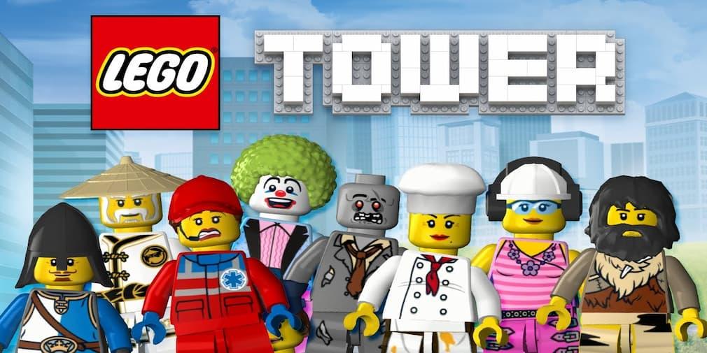 LEGO Tower codes (September 2021)