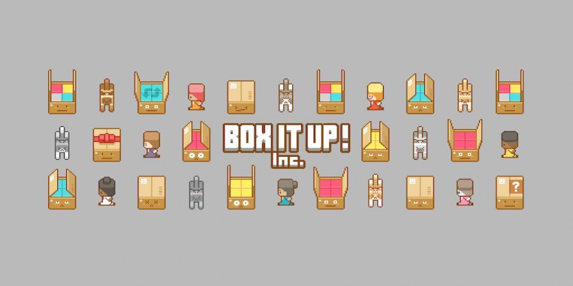 [Updated] Box it Up! Inc. is a new action-puzzle game that's available now for iOS