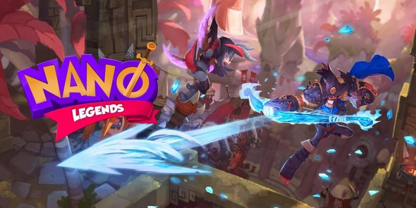 Charming 3D strategy game Nano Legends is out now on iOS