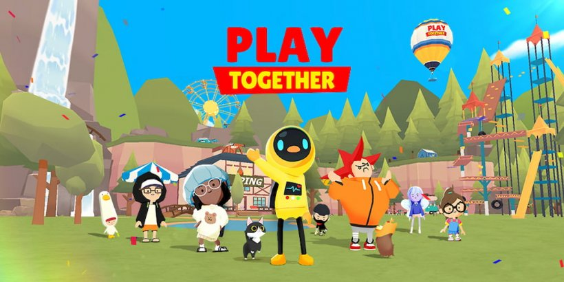 Play Together's latest content update adds a new map, mini-game and more
