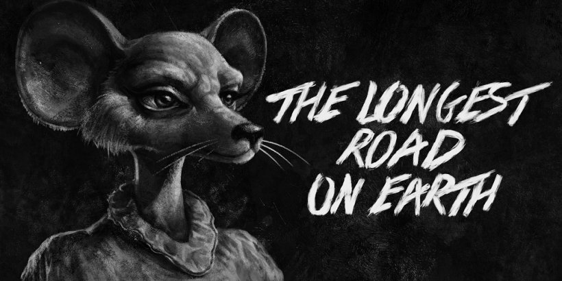 The Longest Road on Earth is a poignant adventure game coming to mobile this spring