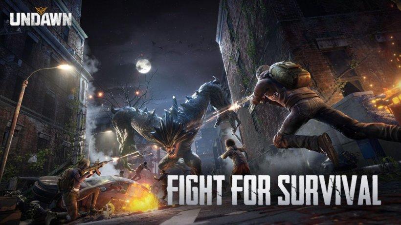 Undawn release date