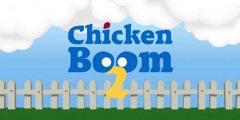 Chicken Boom 2 is a new poultry shoot 'em up out now on Android