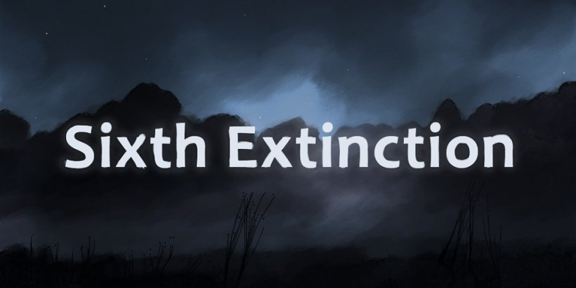 Sixth Extinction is a dark narrative-driven game out now for iOS and Android