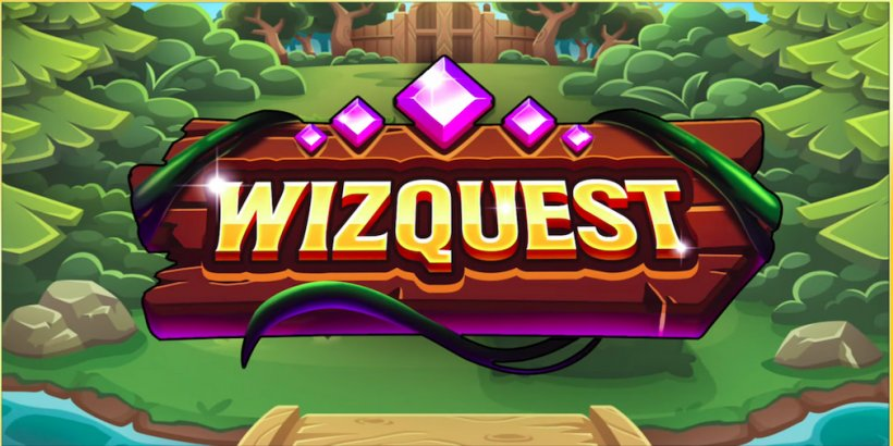 WizQuest is an upcoming action RPG about crafting and slinging spells that's heading for iOS and Android