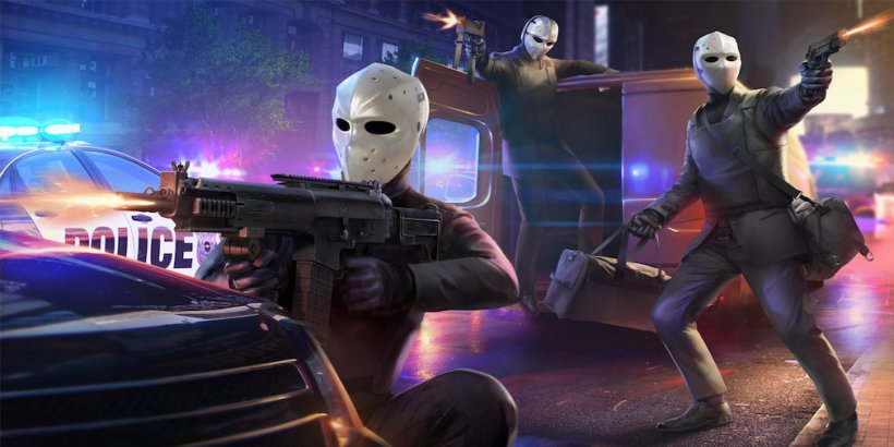 Armed Heist adds co-op multiplayer support in the latest update