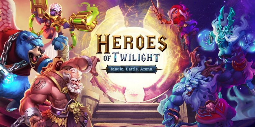 Heroes of Twilight is a mobile turn-based strategy game coming this summer