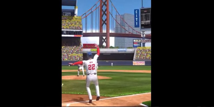 MLB Tap Sports Baseball 21: A few tips for the new season of baseball