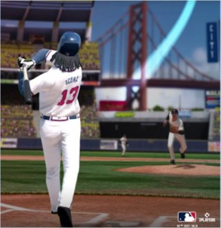 MLB Tap Sports Baseball 21: Creating your Legend