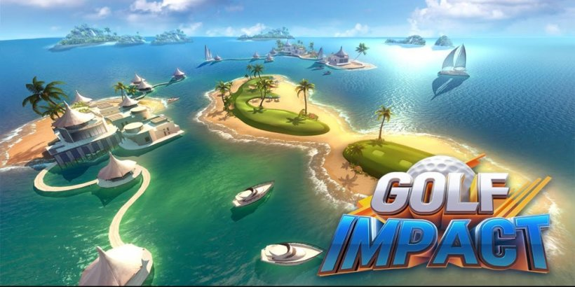 Golf Impact is a competitive sports game out now for mobile