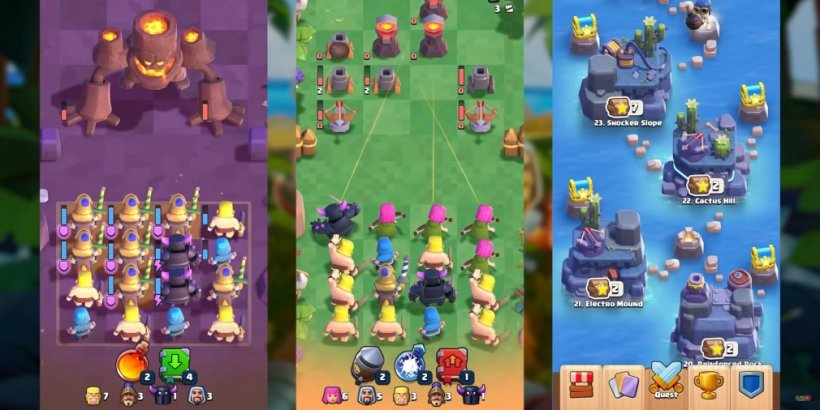 How to download Clash Quest's beta: Changing regions