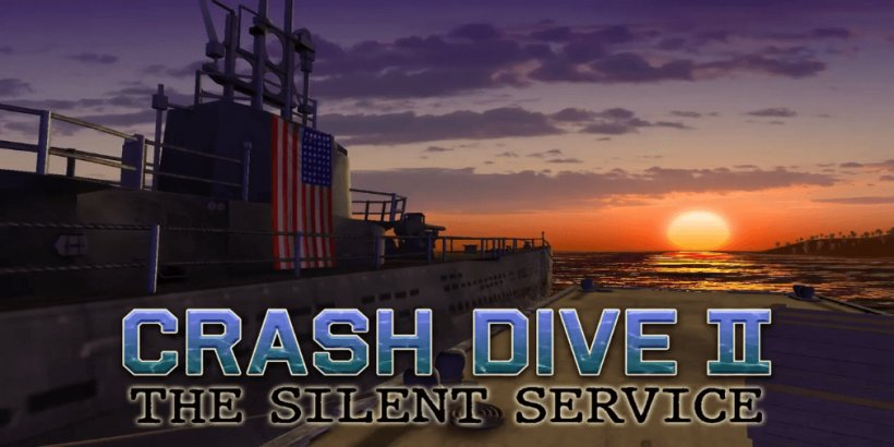 Crash Dive 2 is a new tactical submarine sim title that's available now for iOS and Android