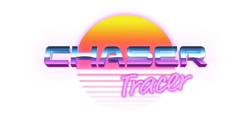 Chaser Tracer is a synthwave arcade game out now on iOS and Android