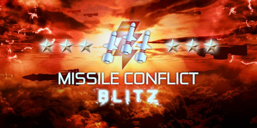 Mission Conflict Blitz is a newly released missile action arcade game, available now for Android and iOS