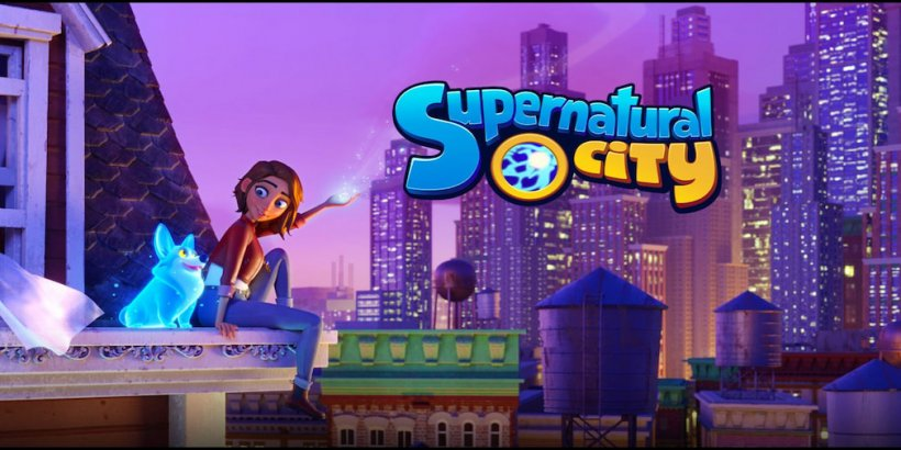 Supernatural City is a match-3 puzzler from Rovio that has soft-launched in nine regions for iOS and Android