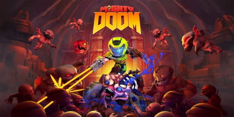 Mighty DOOM is an action title by Bethesda that's now available for Android in early access