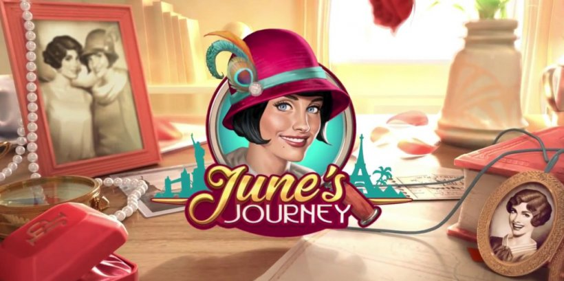 June's Journey: Hidden Objects, the popular casual puzzler, now has an accompanying podcast that expands on the game's lore