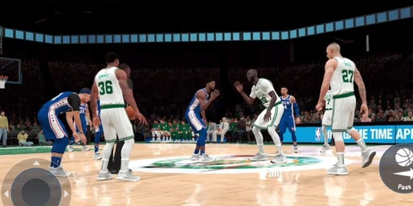 NBA 2K21 Arcade Edition: Three great MyPLAYER archetypes for scorers