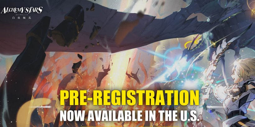 Alchemy Stars: Aurora Blast opens pre-registration in the US following a million sign-ups in other regions