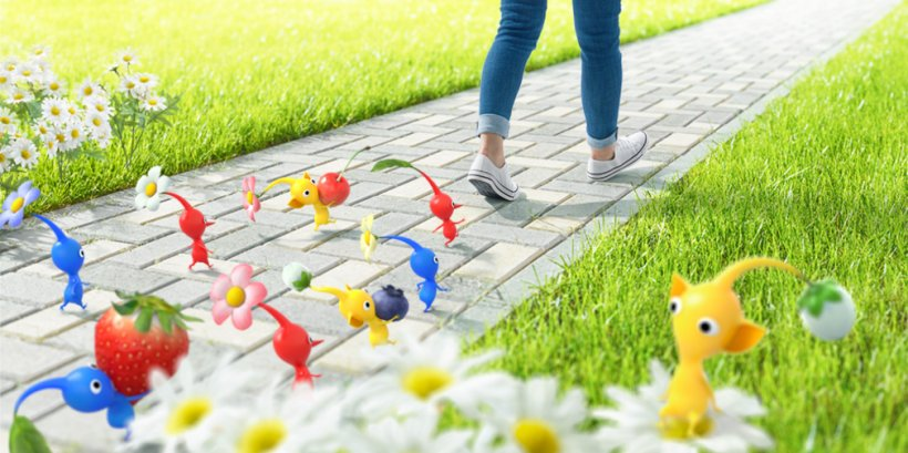 Pikmin App release date and the rest you need to know