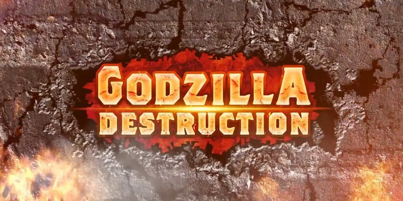 Godzilla Destruction is a chaotic kaiju game coming to mobile 27th April