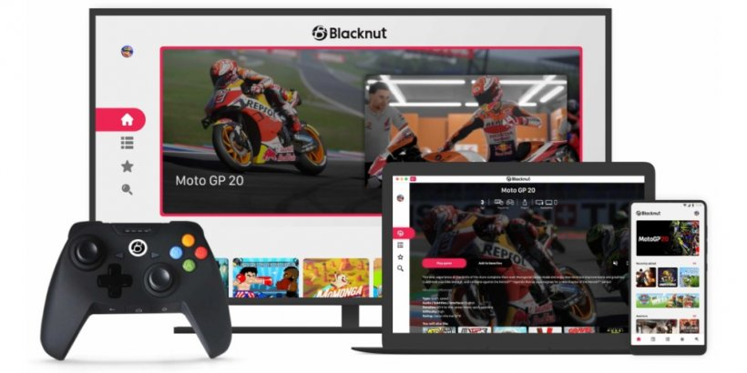 "Blacknut hands on - ""Could be the solution for mobile & desktop cloud streaming"""