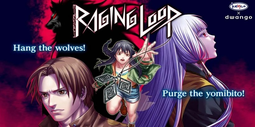Raging Loop is an upcoming mystery visual novel for Android
