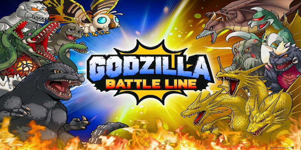 Godzilla Battle Line icon